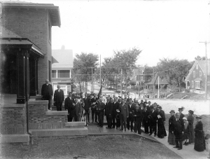 Erwin Methodist Church 1914
