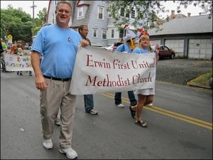 Westcott Street Cultural Fair - Erwin First