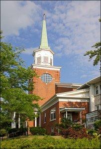 Erwin First United Methodist Church