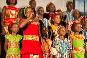 Watoto Children's Choir at Erwin First